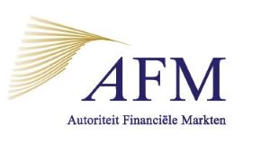 logo van het AFM