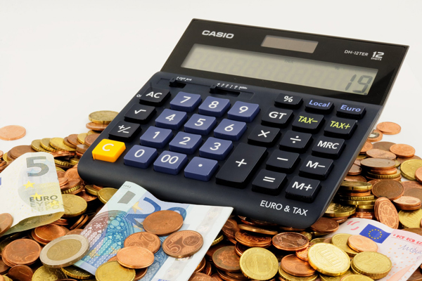 Bereken hoeveel geld u wilt lenen